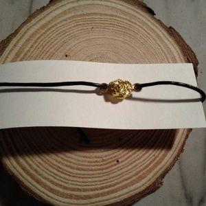 leather rose bracelet $3 each or 20 for $12